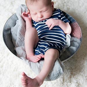 Ian Newborn Session
