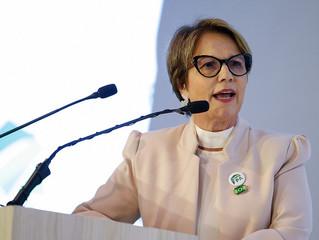 Seguro rural: ministra reforça intenção de ampliar recursos para R$ 1 bi