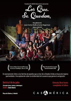 2011 Screening of Los que se quedan (Carlos Hagerman & Juan Carlos Rulfo, 2008)