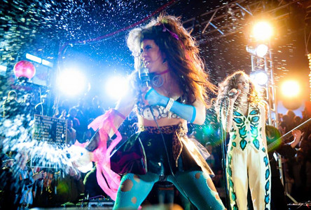 Mexican box office hit GLORIA about the rise and fall of pop star Gloria Trevi was screened at TCM in 2015