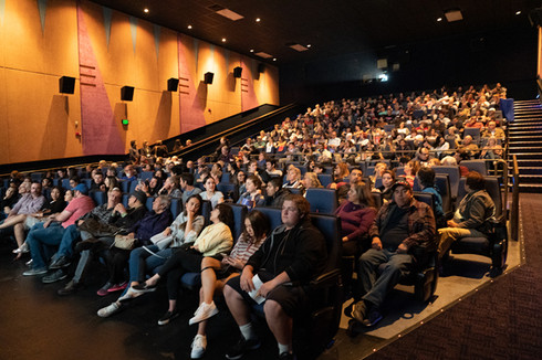 A full house at Tucson Cine Mexico 2019.