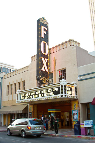 "2013 Fox Theatre Screening of ""Here Between Us"""