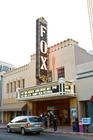 """2013 Fox Theatre Screening of """"Here Between Us"""""""