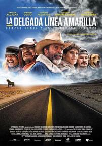 The Thin Yellow Line/La Delgada Línea Amarilla (screened by Tucson Cine Mexico in March 2016) opened theatrically in Mexico Sept 2, 2016