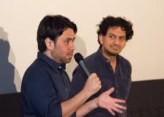 Tucson Cine Mexico 2016 screening of LA DELGADA LINEA AMARILLA