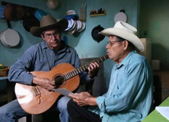 The second to last film in the 2015 festival is the documentary CORRIDOS, SONES Y PASIONES with director Carlos Garcia in person and a live musical performance by Edgar Ricaud and Jonathan W. Martinez on SUNDAY, MARCH 22, 3PM.