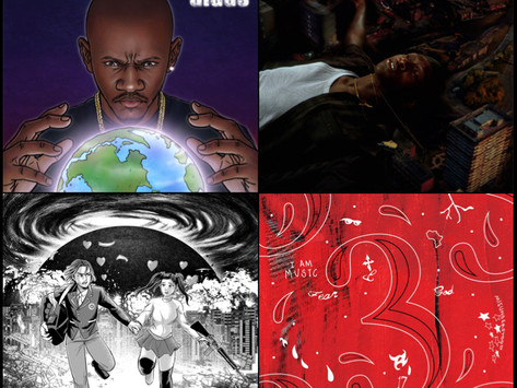 The Part Timers' November Playlist