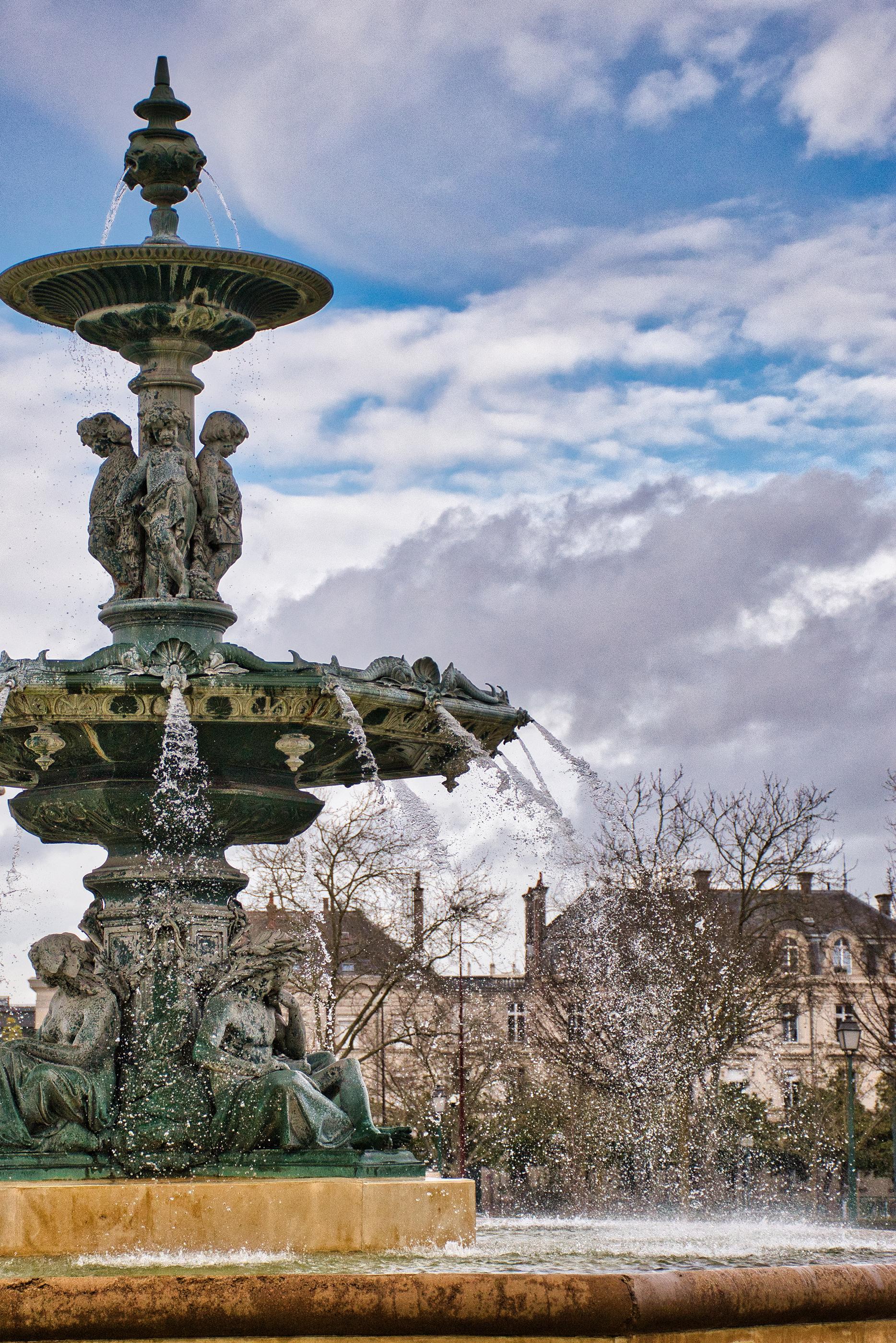 Jardin du Mail, Angers