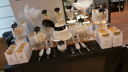 1920's Themed Candy Bar