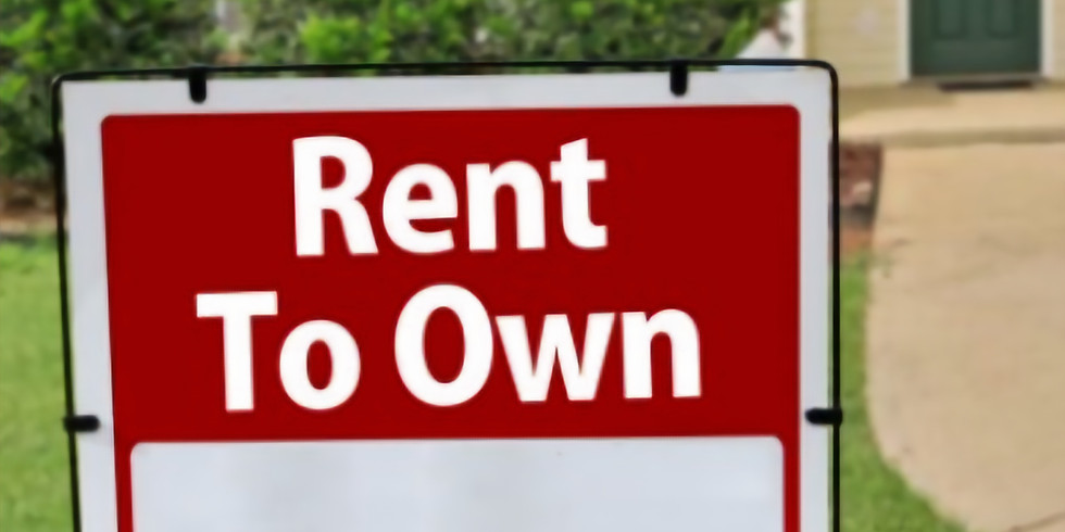Rent to Own The Good The Bad and the Ugly