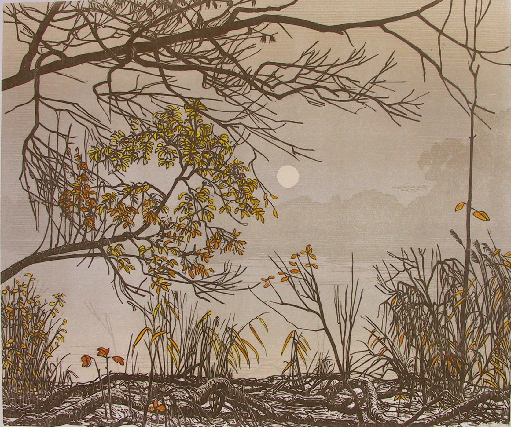 Herbstmorgen am Nussbaumersee 1
