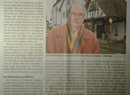 Schaffhauser Nachrichten 21.12.19