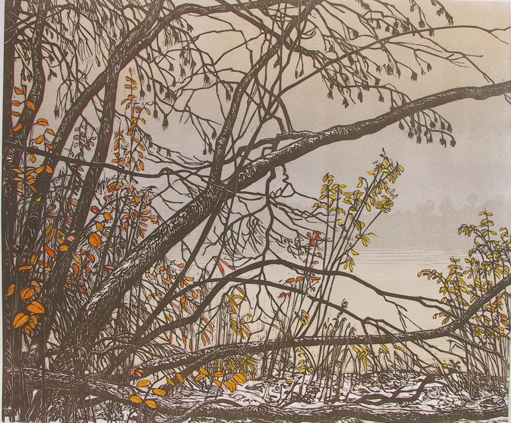 Herbstmorgen am Nussbaumersee 3