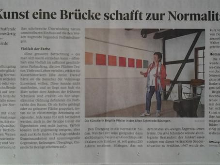 Ausstellung Brigitte Pfister