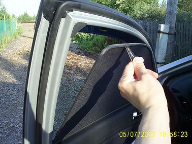 каркасные автошторки nscreen санскринкаркасные автошторки на маитах
