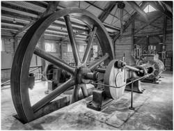 Giant Steam Machine david steel