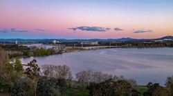 Canberra evening