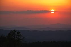Hokkaido Sunset_Tony Weldon