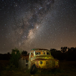 The old truck_Leanne Thompson