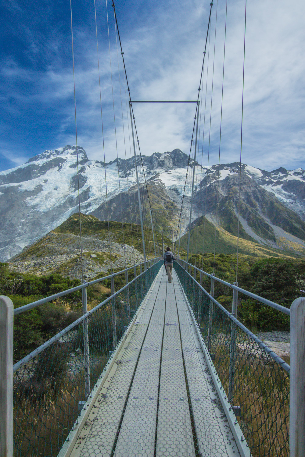 Mt Cook track