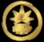 BlkGoldSmallBlkCircleGenHemp_Gold_Circle