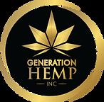 GenHempInc_Gold_BLK_BKGND_Small_CircleBK