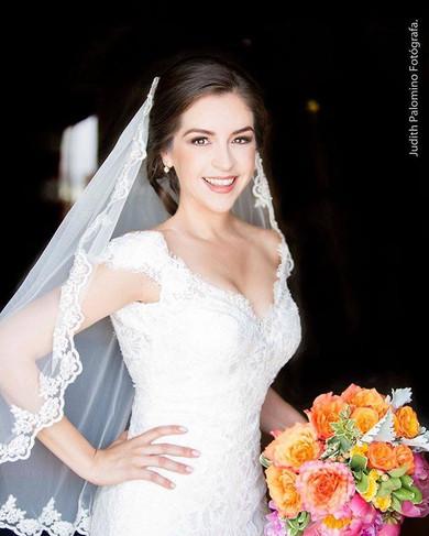 Gorgeous Bride!!!! Happy Sunday!!!Hair a
