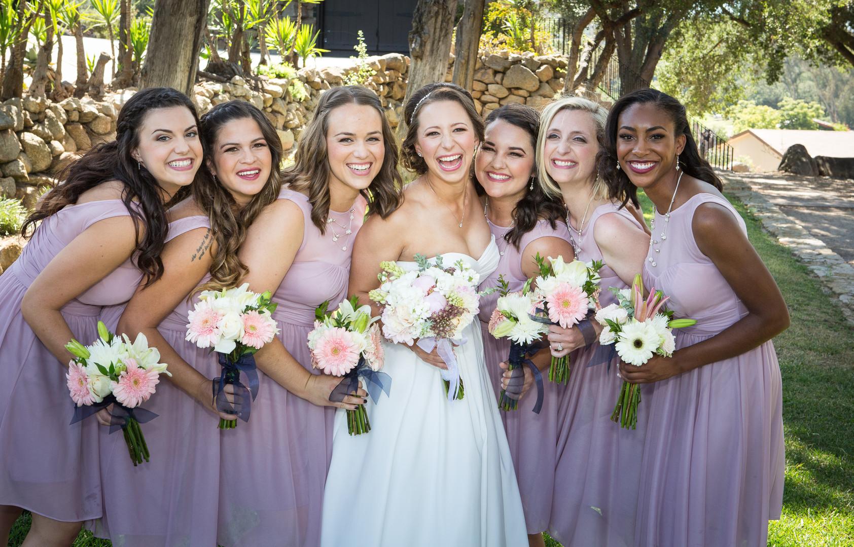 San Diego Bridal Makeup