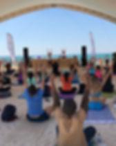 Yoga House Event