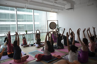 Yoga House Corporate Yoga