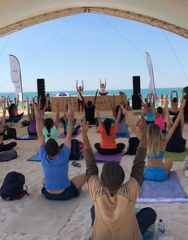 Yoga House Events