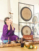 Gong Master - Zarine