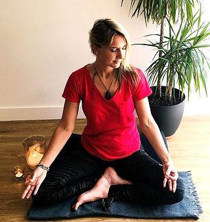 Yoga House Instructor Danielle Bailey