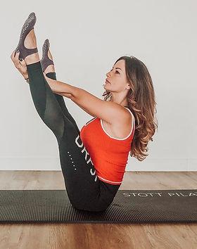 Yoga House Pilates Instructor - Anna