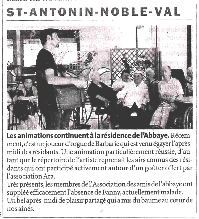 article st-antonin