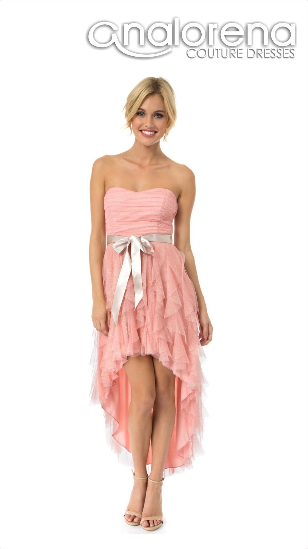 Vestidos cortos Analorena