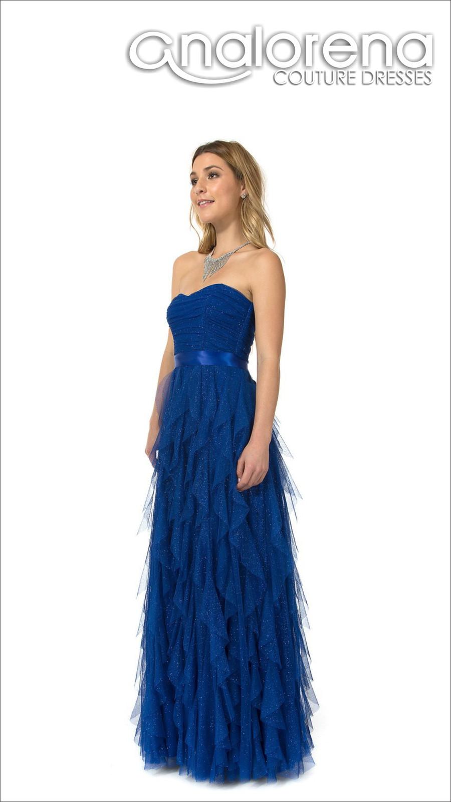 b97ddc45f vestido de fiesta largo petalos rey 1