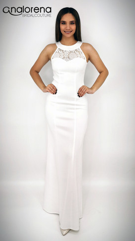 vestdo de boda civil