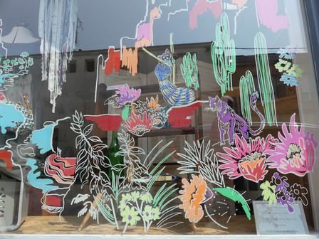 vitrine du Labo Chuchote