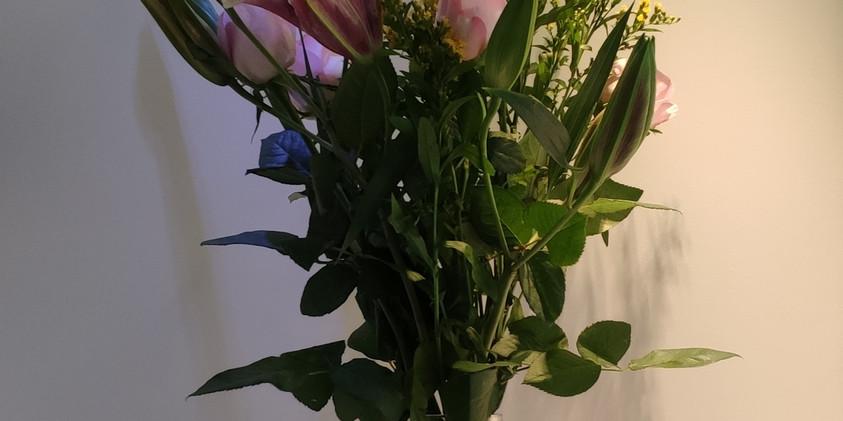 Bouquet n°2 : Plein Soleil (le sommet)