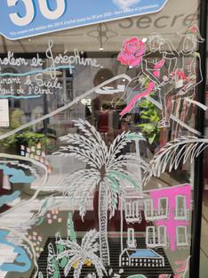 vitrine Tendre Secret