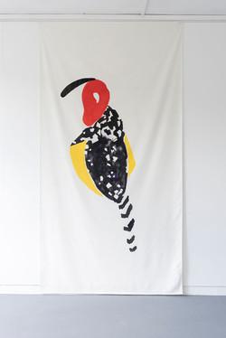 Exotique noir et jaune