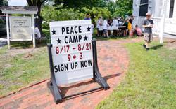 Peace Camp 2015