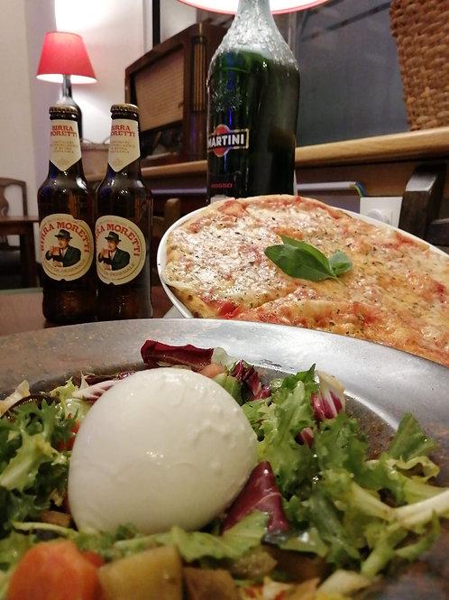 Menù Easy Pizza - Ensalada Il Boccone