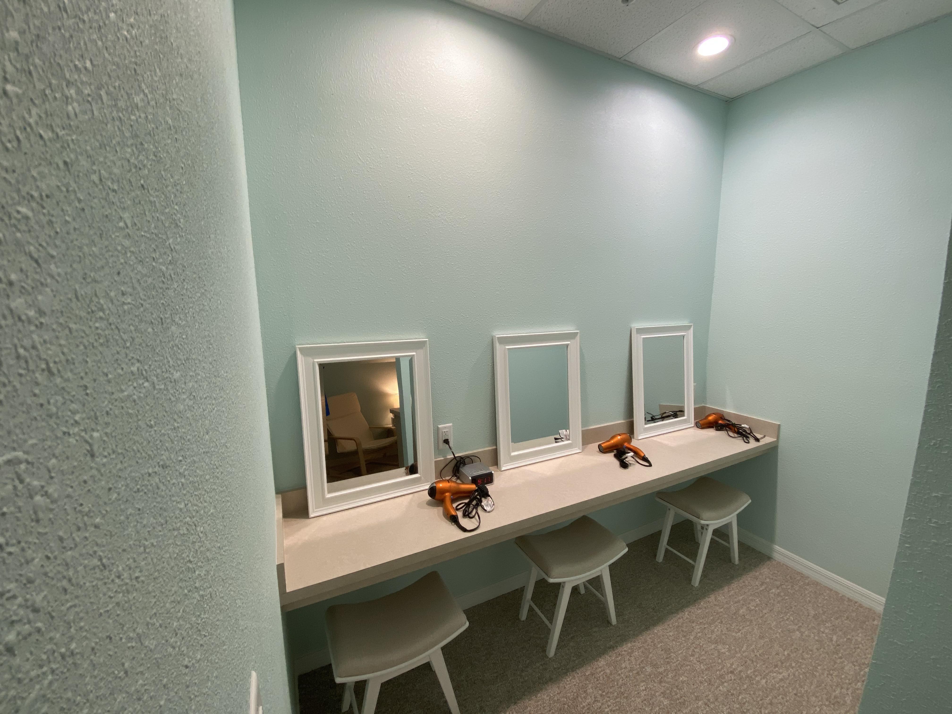 Primp Room