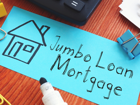 All About Jumbo Loans