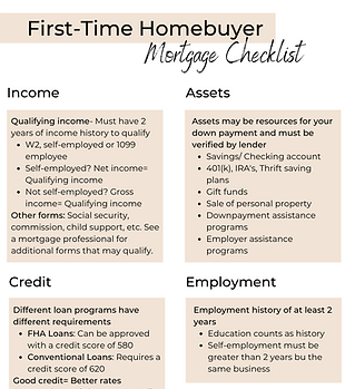 First-Time Homebuyer Checklist.png