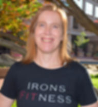 Marcia Liegey  -- Personal Trainer in Bethesda