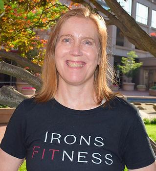 Marcia Liegey  -- Personal Trainer in Bethesda