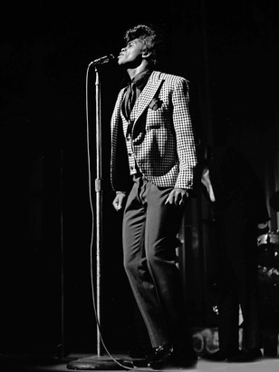James Brown at the Apollo Theater